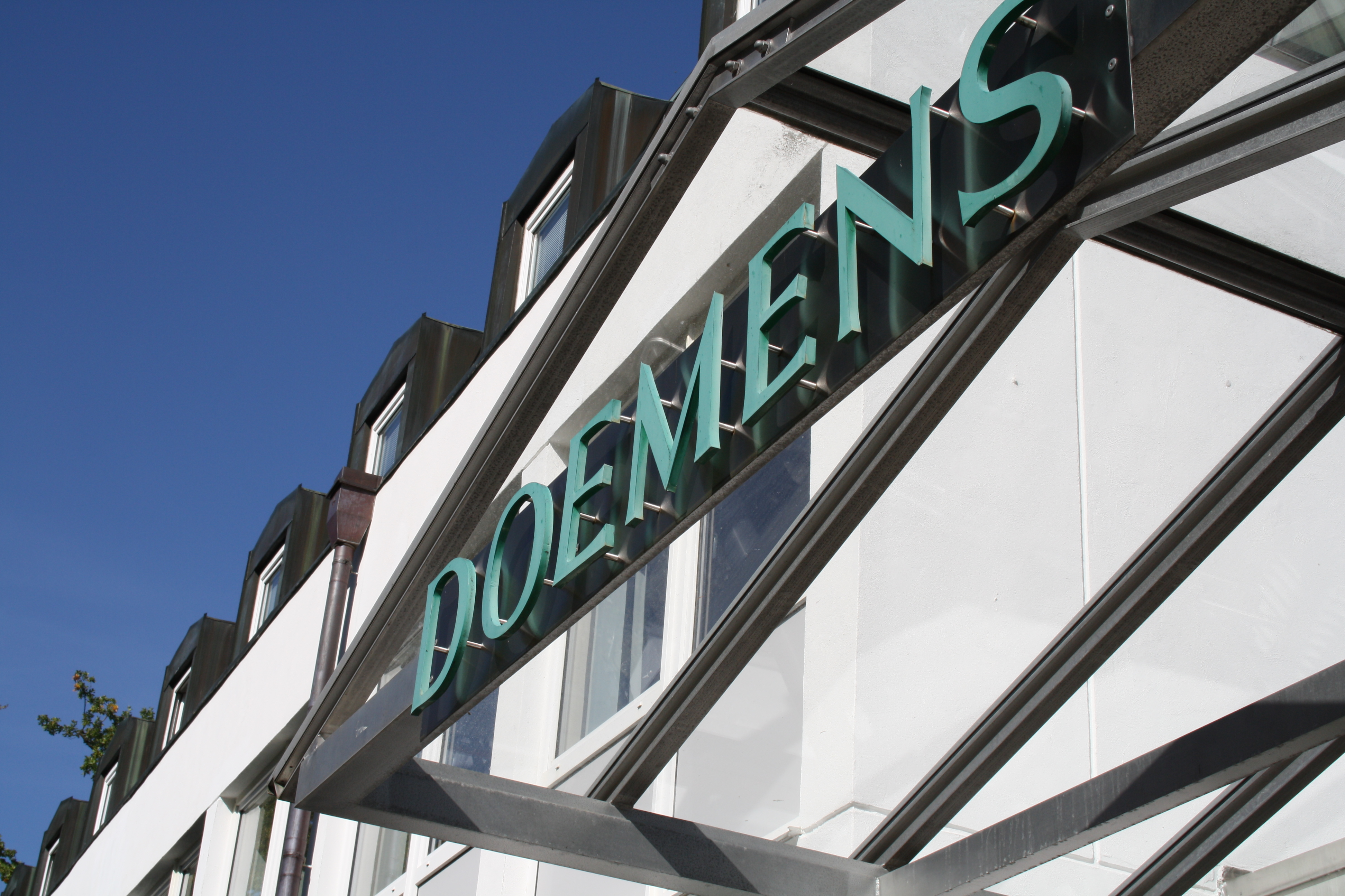 Doemens stands for tradition, progress and proximity